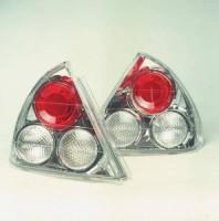 Zadní světla (lampy) Mitsubishi Lancer --rok výroby 98-00 ** chromové
