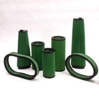 Sportovní filtr Green MITSUBISHI L200 2,5L TD  výkon 64kW (87hp) typ motoru 4D56 rok výroby 93-00