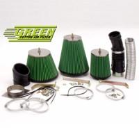 Kit přímého sání Green MITSUBISHI PAJERO 2,8L TD i (SNORKEL) výkon 92kW (125hp) typ motoru 4M40 rok výroby 97-99