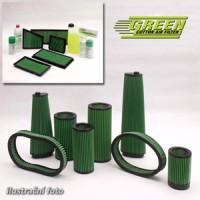 Sportovní filtr Green MITSUBISHI GALANT 2,0L GTI 16V 4X4 (E33A) výkon 110kW (150hp) typ motoru 4G63 rok výroby 91-92