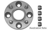 HR podložky pod kola (1pár) MITSUBISHI L 200 + K60T rozteč 139,7mm 6 otvory stř.náboj 108,5mm -šířka 1podložky 30mm /sada obsahuje montážní materiál (šrouby, matice)