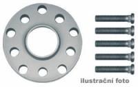 HR podložky pod kola (1pár) MITSUBISHI Carisma DAO (do 66 KW) rozteč 100mm 4 otvory stř.náboj 56,1mm -šířka 1podložky 20mm /sada obsahuje montážní materiál (šrouby, matice)