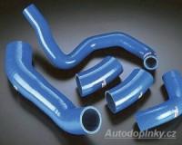 SAMCO Sport kit, silikonové modré sportovní hadice Mitsubishi Lancer EVO 4/5/6 -- od roku výroby 10/96- ( sada obsahuje 5kusů přesných silikonových hadic pro Turbo systém )