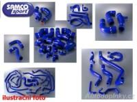SAMCO Sport silikonová modrá sportovní hadice Mitsubishi Lancer EVO 7/8 ( sada obsahuje 1kus přesné silikonové hadice pro sání vzduchu )
