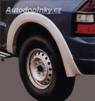LESTER lemy blatníků Mitsubishi Pajero 3dv. od roku výroby 2000-