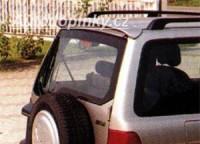 LESTER zadní spoiler kšilt 2dv. originál vzhled Mitsubishi Pajero Pinin od roku výroby 98-