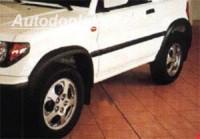 LESTER lemy blatníků Mitsubishi Pajero Pinin 3dv. od roku výroby 98-